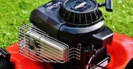 Ölwechsel beim Rasenmäher