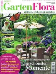 Test des Gardena R70Li in der Zeitschrift GartenFlora