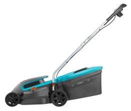 Gardena Elektro-Rasenmäher Power-Max 1200/32, 1 Stück, schwarz/türkis/orange, 05032-20 -
