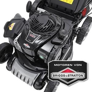 Brast Benzinrasenmäher BRB RM 18140 BS